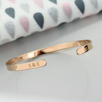Open Bangle to be Personalized