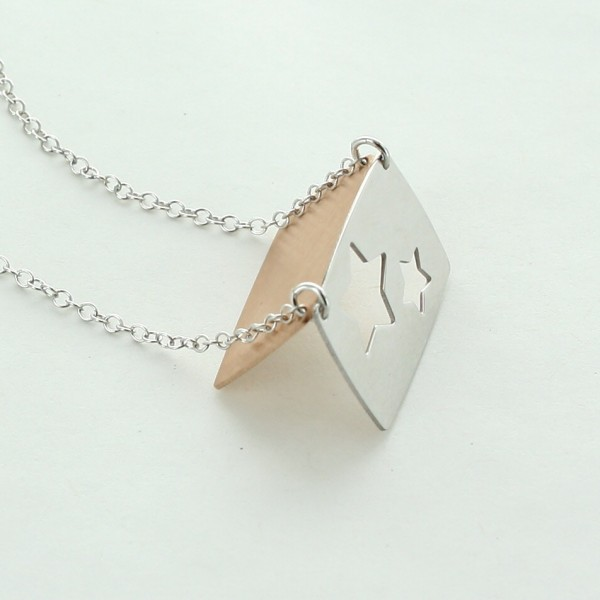 "Personalised necklace ""My Shiny Star"""