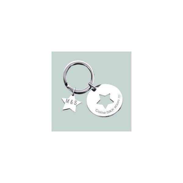 "Keychain ""My Little Stars"""