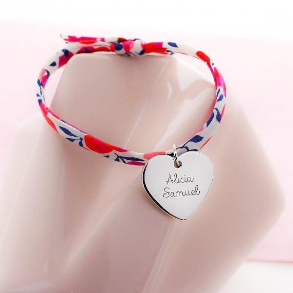 Personalized Liberty Bracelet