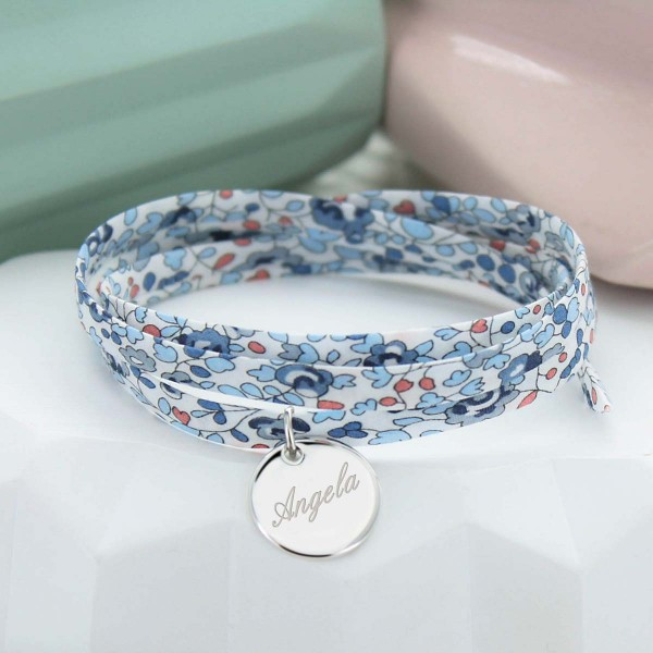 Liberty triple-tour Bracelet